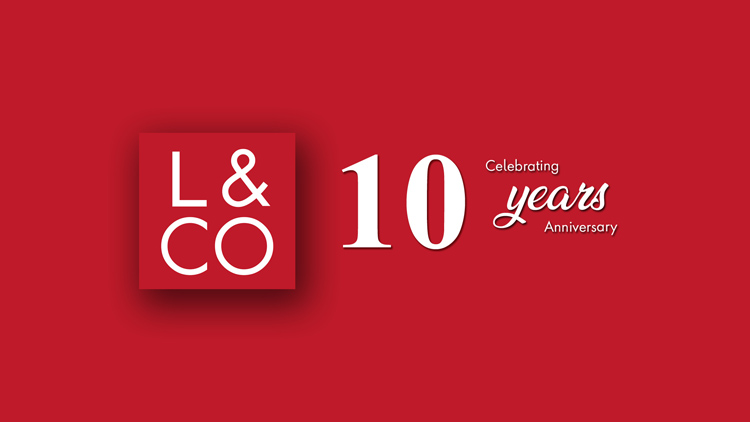 We're Celebrating a Decade of a Passion for People!