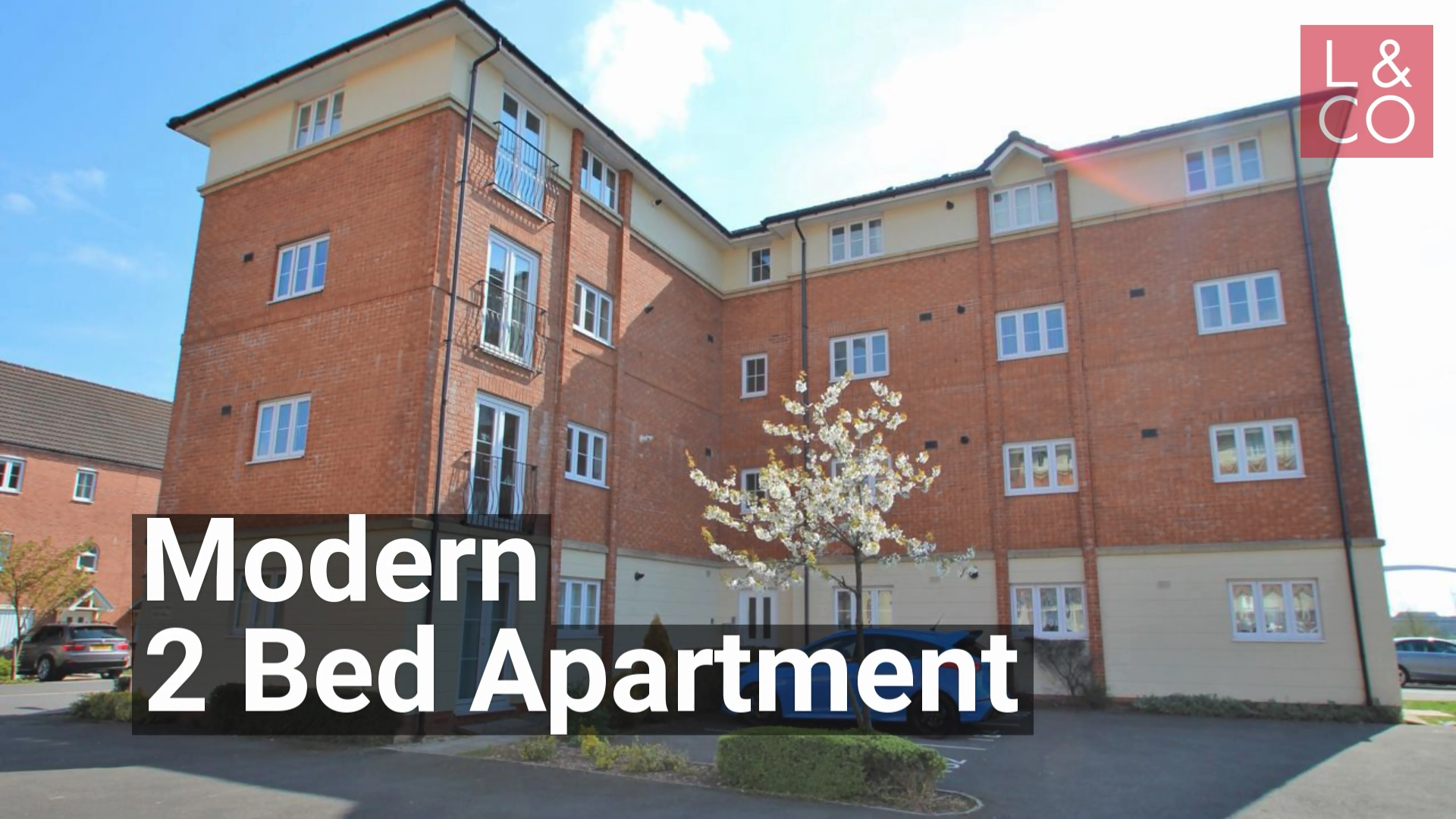 FURNISHED WATERSIDE APARTMENT - Argosy Way, Newport