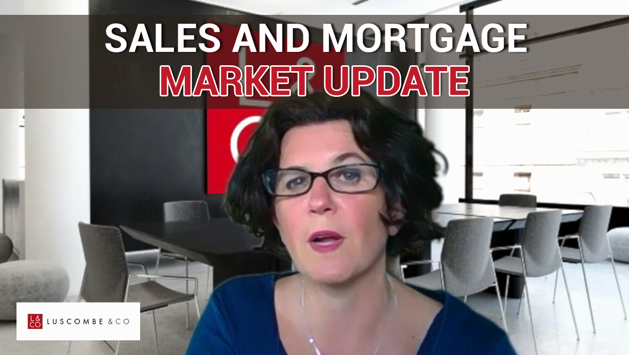 Sales and Mortgage Market Update